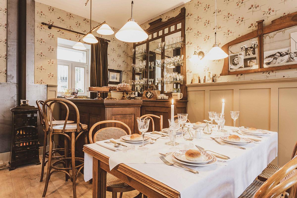 Cafe Hostellerie Marie