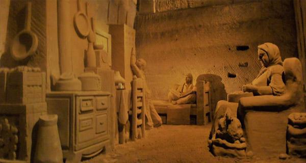 Mergelatelier Grotten van Kanne
